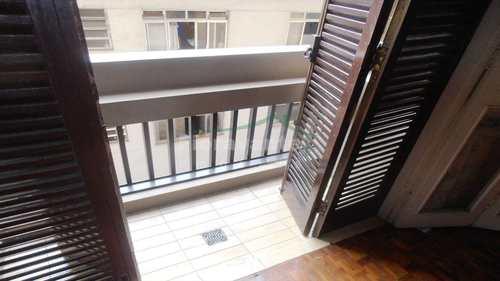 Apartamento, código 2440 em Santos, bairro Gonzaga