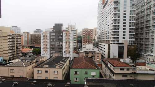 Apartamento, código 2441 em Santos, bairro Gonzaga