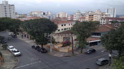 Apartamento, código 2247 em Santos, bairro Embaré