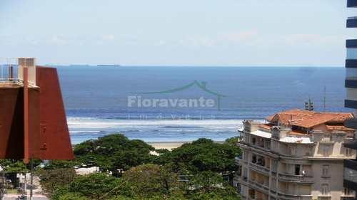 Apartamento, código 2248 em Santos, bairro Boqueirão