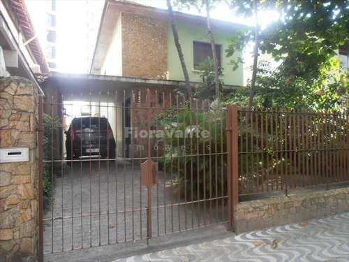 Sobrado, código 2231 em Santos, bairro Gonzaga