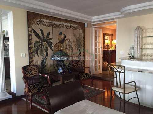 Apartamento, código 2172 em Santos, bairro Boqueirão