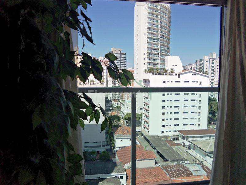 Cobertura em Santos, no bairro Vila Rica