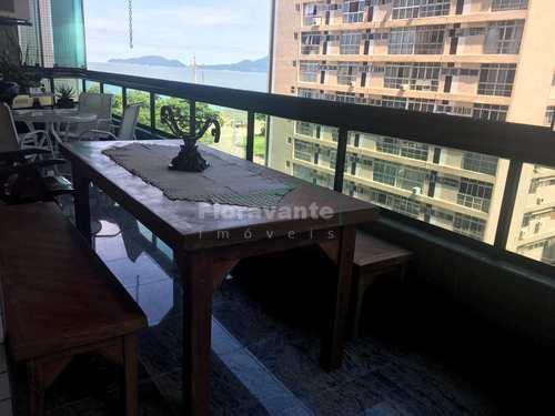 Apartamento, código 1737 em Santos, bairro Aparecida