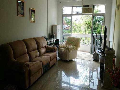 Apartamento, código 1719 em Santos, bairro Gonzaga