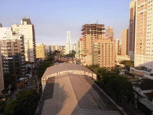 Apartamento, código 1691 em Santos, bairro Boqueirão