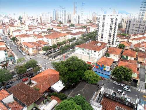 Cobertura, código 1552 em Santos, bairro Boqueirão