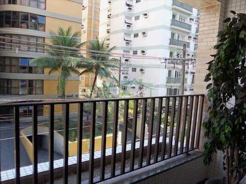 Apartamento, código 1521 em Santos, bairro Boqueirão