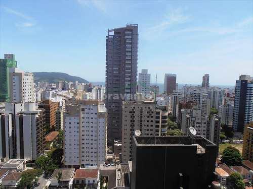 Apartamento, código 1507 em Santos, bairro Boqueirão