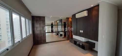 Apartamento, código 1438 em Santos, bairro Pompéia