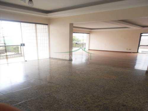 Apartamento, código 1373 em Santos, bairro Boqueirão