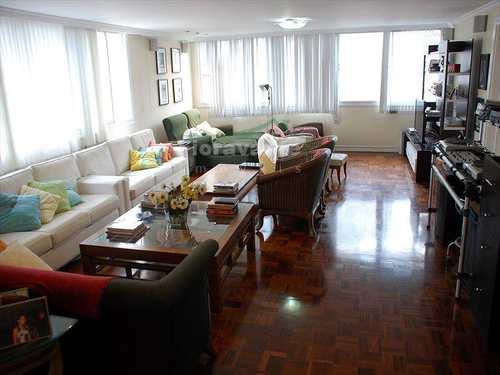 Apartamento, código 1085 em Santos, bairro Gonzaga