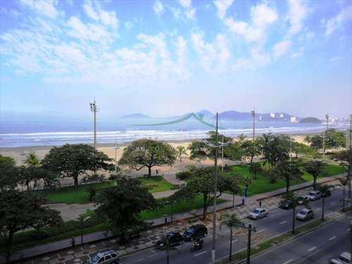 Apartamento, código 784 em Santos, bairro Boqueirão