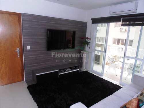 Apartamento, código 773 em Santos, bairro Boqueirão