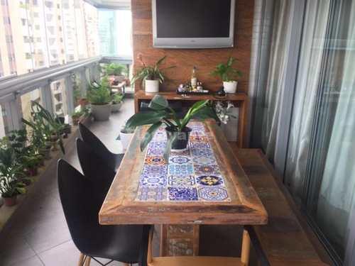 Apartamento, código 3038 em Santos, bairro Vila Rica