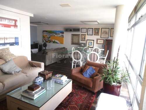 Apartamento, código 3066 em Santos, bairro Boqueirão