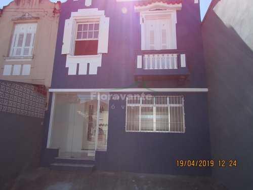 Casa, código 3089 em Santos, bairro Encruzilhada