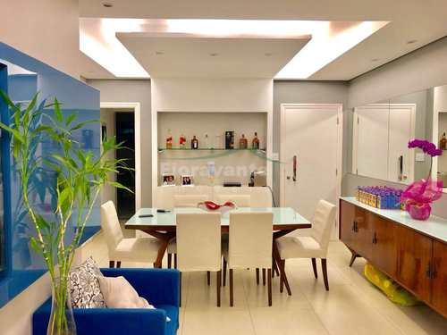 Apartamento, código 3120 em Santos, bairro Gonzaga