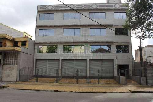 Prédio Comercial, código 3156 em Santos, bairro Vila Mathias
