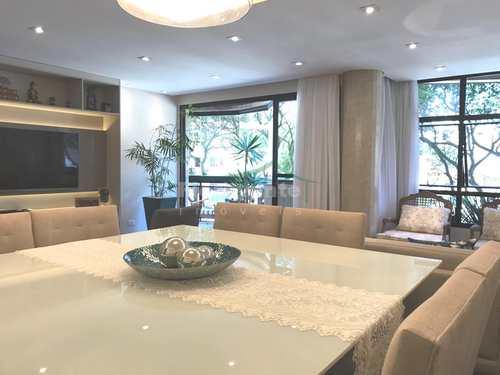Apartamento, código 3307 em Santos, bairro Gonzaga