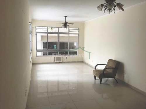 Apartamento, código 3339 em Santos, bairro Gonzaga