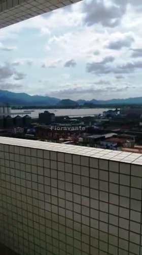 Sala Comercial, código 3383 em Santos, bairro Centro
