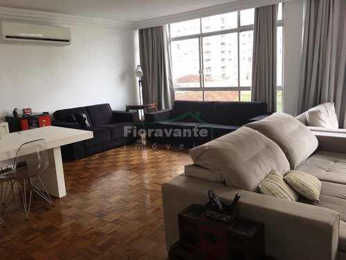 Apartamento, código 3481 em Santos, bairro Embaré
