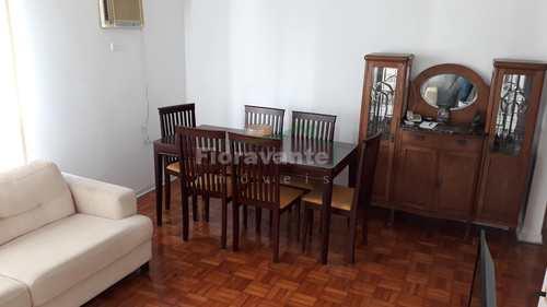 Apartamento, código 3545 em Santos, bairro Gonzaga