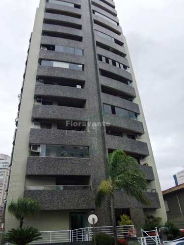 Apartamento, código 3590 em Santos, bairro Boqueirão