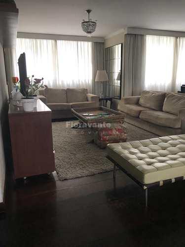 Apartamento, código 3595 em Santos, bairro Boqueirão