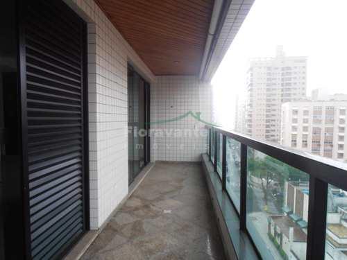 Apartamento, código 3612 em Santos, bairro Ponta da Praia
