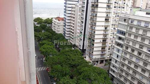 Apartamento, código 3699 em Santos, bairro Boqueirão