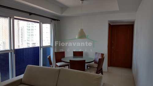 Apartamento, código 3701 em Santos, bairro Gonzaga