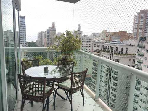 Apartamento, código 3787 em Santos, bairro Boqueirão