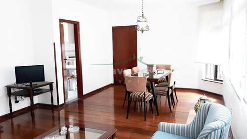 Apartamento, código 3800 em Santos, bairro Boqueirão