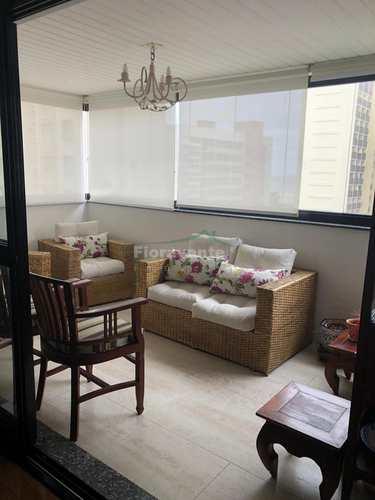 Apartamento, código 3839 em Santos, bairro Boqueirão