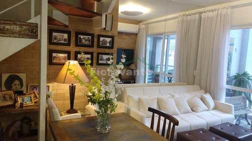 Apartamento, código 4130 em Santos, bairro Gonzaga