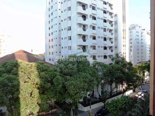 Apartamento, código 4134 em Santos, bairro Boqueirão