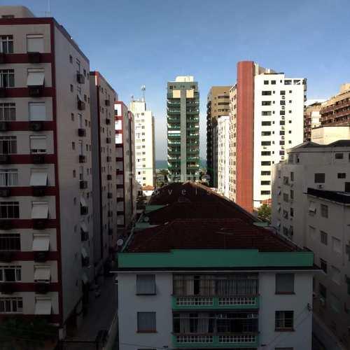 Apartamento, código 4190 em Santos, bairro Pompéia