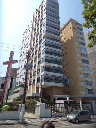 Apartamento, código 4444 em Santos, bairro Aparecida