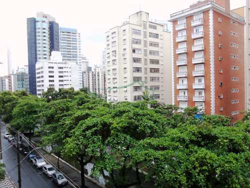 Apartamento, código 4515 em Santos, bairro Gonzaga