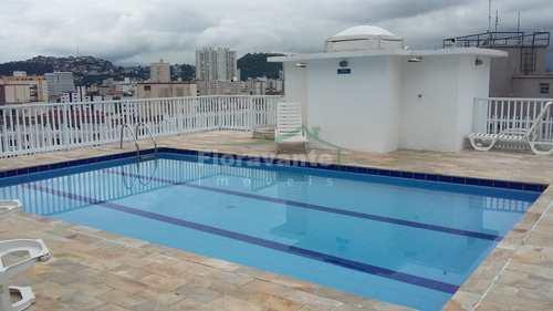 Apartamento, código 4595 em Santos, bairro Gonzaga