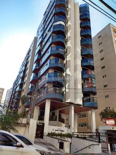 Apartamento, código 4622 em Santos, bairro Boqueirão