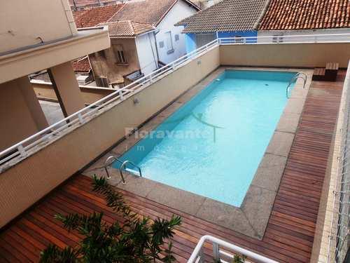 Apartamento, código 4625 em Santos, bairro Boqueirão