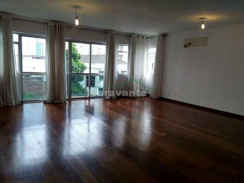 Apartamento, código 4758 em Santos, bairro Embaré
