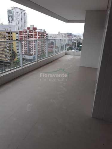 Apartamento, código 4831 em Santos, bairro Boqueirão
