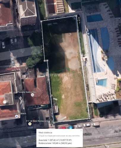 Área, código 4895 em Santos, bairro José Menino