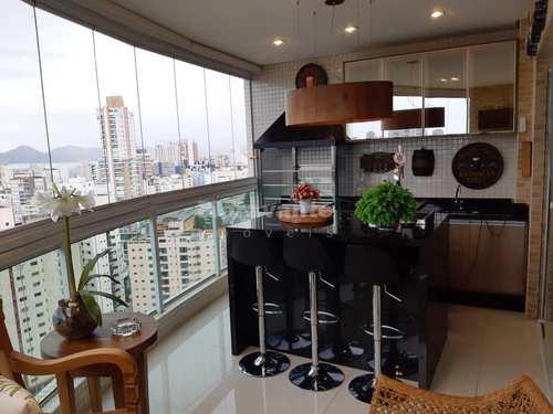 Apartamento, código 4917 em Santos, bairro Boqueirão