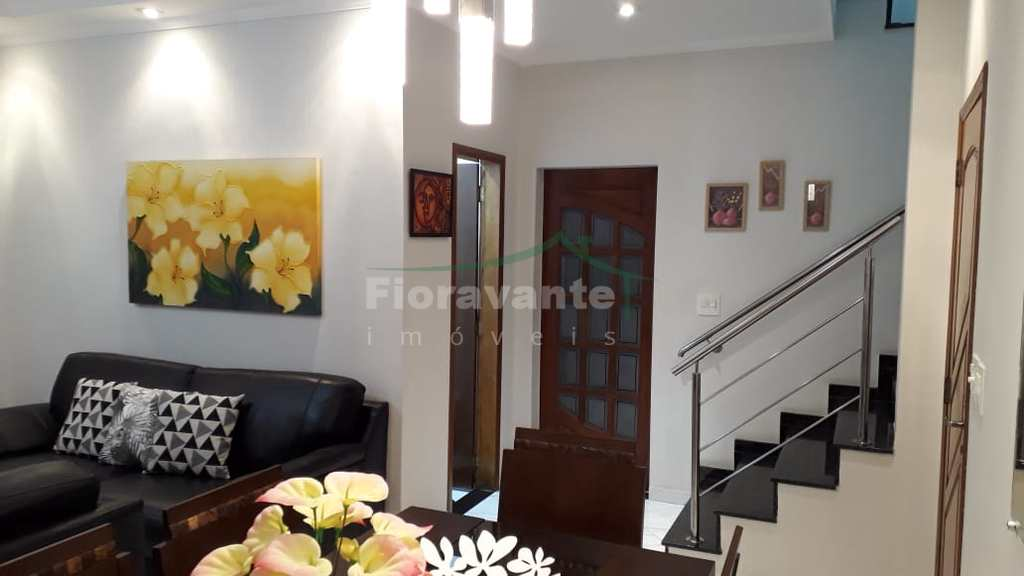 Casa em Santos, no bairro Aparecida