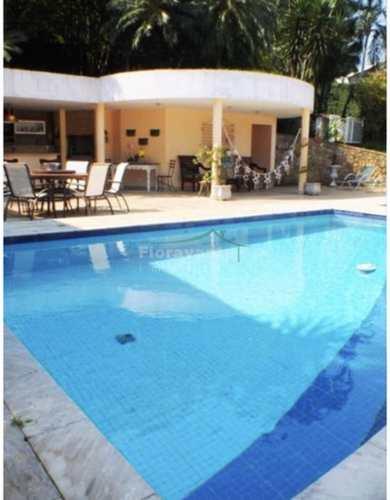 Casa de Condomínio, código 5008 em Santos, bairro Morro Santa Terezinha